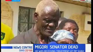Senator Ben Oluoch Okello's neighbours speak to Kenyans over the life of the Senator