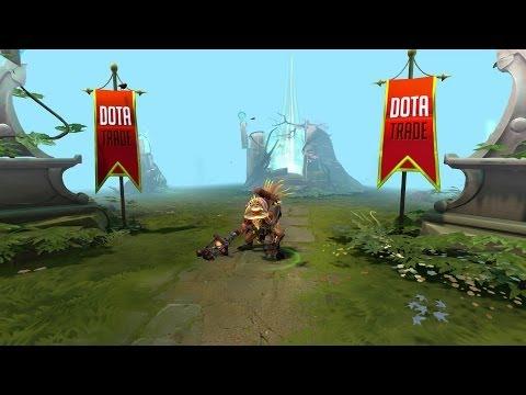 Dota 2 Bristleback - Debts of the Nightwatchman set preview