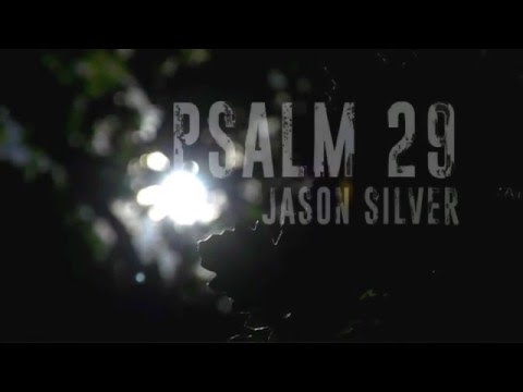 🎤 Psalm 29 Song with Lyrics - Ascribe to the Lord - Jason Silver [WORSHIP SONG]