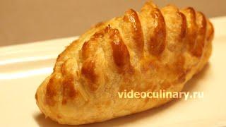 Пирожки Избушка - авторский рецепт Бабушки Эммы