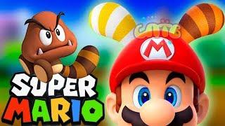 СУПЕР МАРИО ЕНОТИК #5 мультик игра для детей Детский летсплей на СПТВ Super Mario World Boss