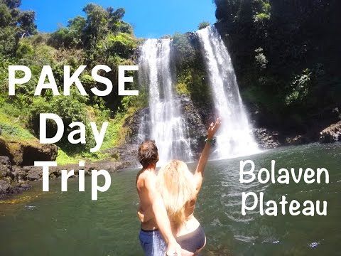 Pakse day trip | Bolaven Plateau | Laos