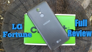 LG Fortune Full Review Cricket Wireless