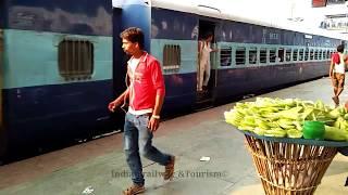 # WDM3A #BWN #DIESEL Sealdah Varanasi (Upper India) Express (13133) CROSSING PATNA JN.| IR&T