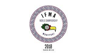 World Muaythai Championships 2018 Ring A _ DAY 6