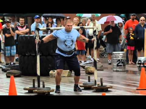 American Strongman Competition - Eau Claire, WI