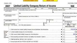 California LLC Tax Trick