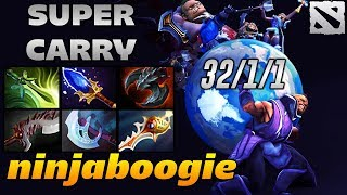 NB ANTI MAGE SUPER CARRY Dota 2