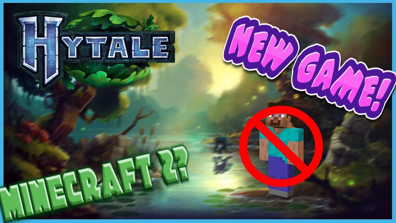 Hypixel's Brand New Game - Hytale (Trailer Reaction!)