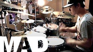 Victory - Yolanda Adams (Drum Cover) | Note Weerachat