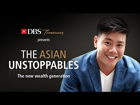 DBS Treasures: Asian Unstoppables w/ Lai Chang Wen, Ninja Van