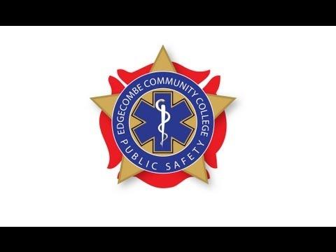 Edgecombe Community College Public Safety Programs Promo.mov