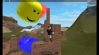 ROBLOX VR SANBOX 1 PLAYER