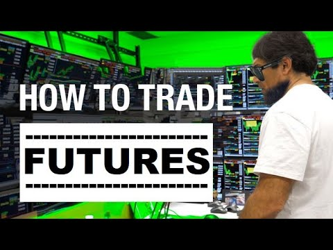Futures Trading the S&P 500 Eminis LIVE!  💹 💰 💲