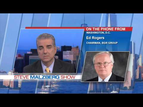 "Ed Rogers -- contributor to The Washington Post's ""PostPartisan"""