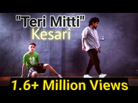 Teri Mitti - Kesari || Dance Video || Freestyle By Anoop Parmar & Arpit
