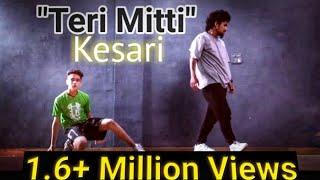Gambar cover Teri Mitti - Kesari    Dance Video    Freestyle By Anoop Parmar & Arpit