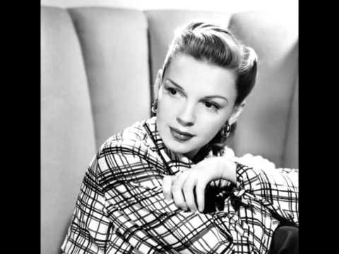 Judy Garland...Friendly Star (1950 Radio)