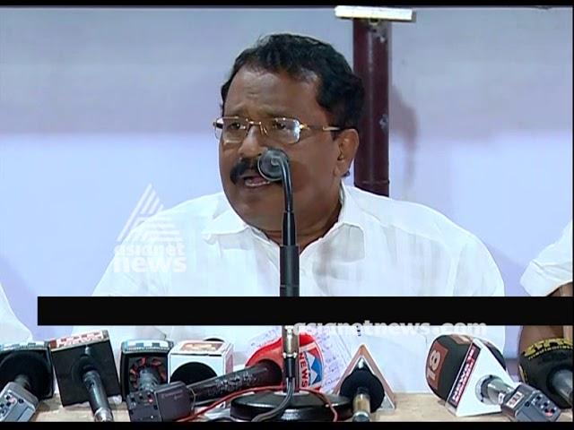 Sreedharan Pillai on Kadakampally Surendran's allegations against K Surendran