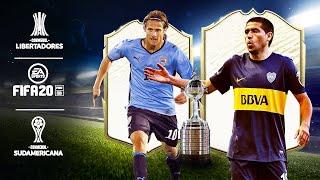 MODO CARRERA CON BOCA JUNIORS ... DLC GRATUITO EN FIFA 20 !!