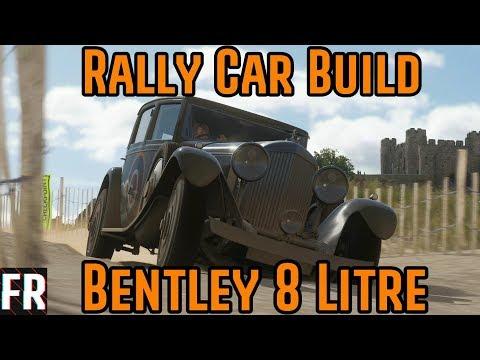 Forza Horizon 4 - Rally Car Build - Bentley 8 Litre thumbnail