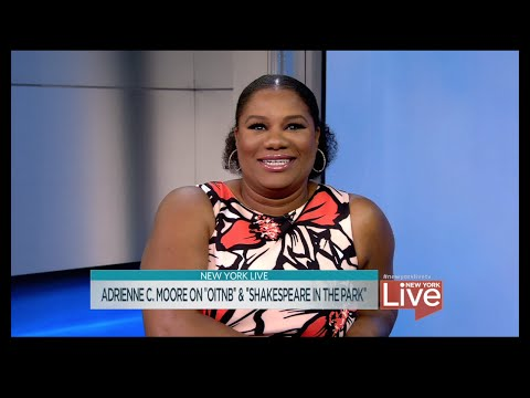 "Adrienne C. Moore on ""OITNB"" & More"