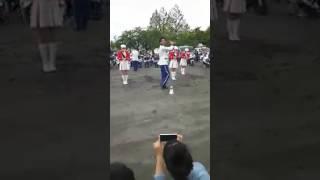 5/28に青森市で初めて行われた「平成29年度青森県警察本部観閲式」の...