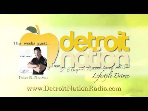 Detroit Nation Radio - Guest Peter N. Nielsen