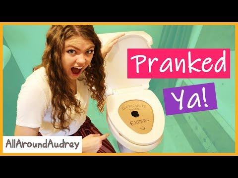 Family Fun Pranks! / AllAroundAudrey