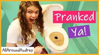 Family Fun Pranks! (Skit) / AllAroundAudrey