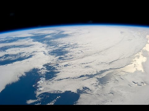 NASA Video : Earth From Space  Real Footage -  Video From The International Space Station ISS