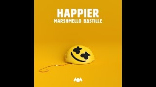 Baixar Happier (Audio) - Marshmello & Bastille