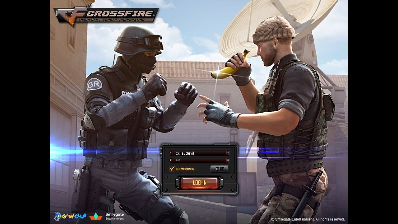 Crossfire PH Manual Patch February 13, 2018 TUTORIAL