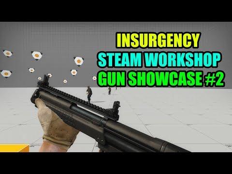 (NEW GUNS) Insurgency: Steam Workshop - Gun Showcase #2