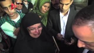 """بالفيديو  سيدة لـ""""موسى"""": """"ابني اتقتل وعاوزة حقه"""".. ويرد: """"هاتي رقمك وعنوانك"""""""