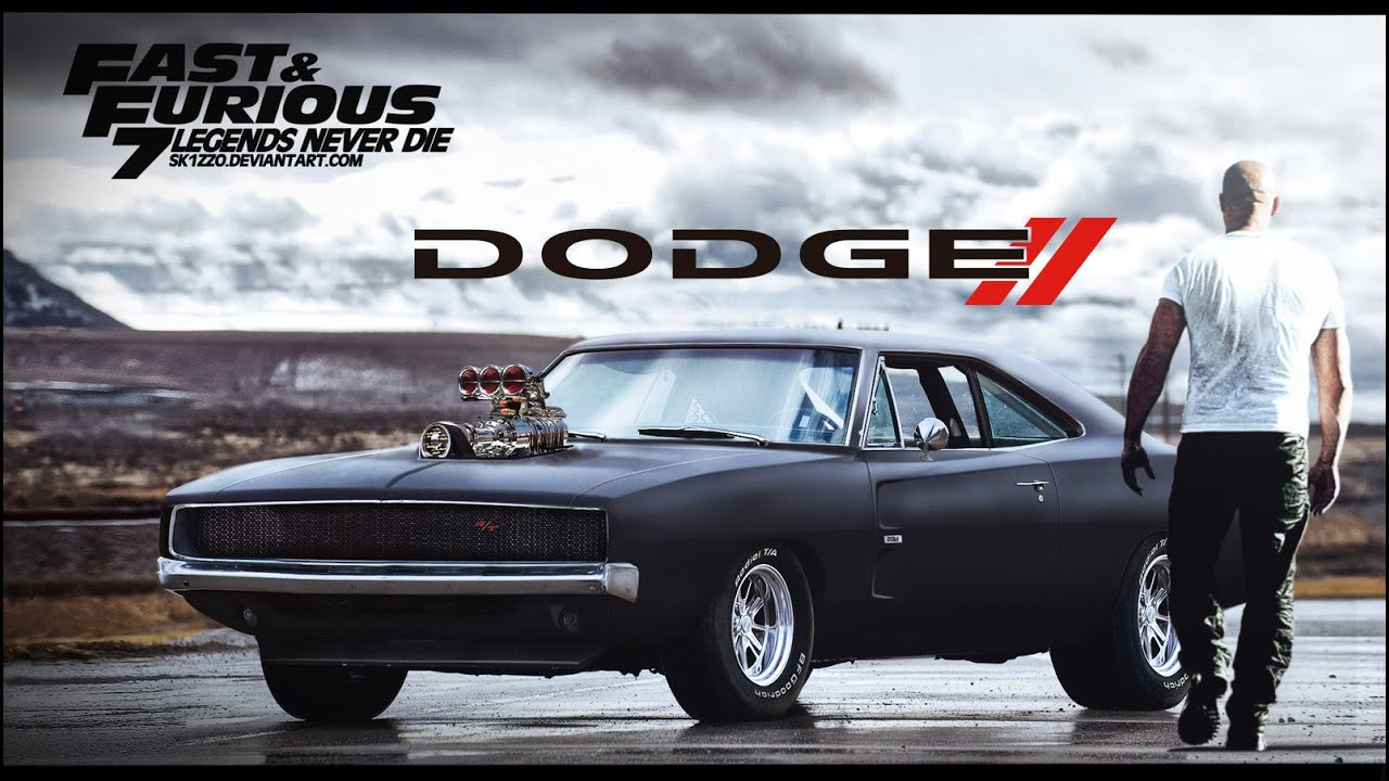 1970 Dodge Charger R/T (Fast And Furious) American Muscle