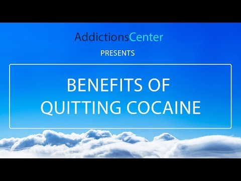 Benefits of Quitting Cocaine - 24/7 Helpline Call 1(800) 615-1067