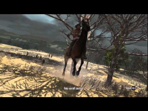 how to get death horse in undead nightmare