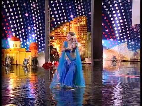 "Indian Bollywood Dance on ""Moldova's Got Talent"""