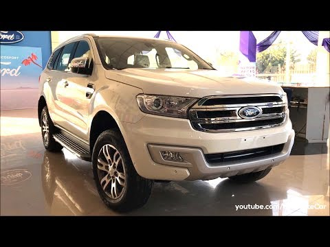 Ford Endeavour/Everest Titanium 4x4 AT...