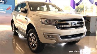 Ford Endeavour/Everest Titanium 4x4 AT 2017 | Real-life review