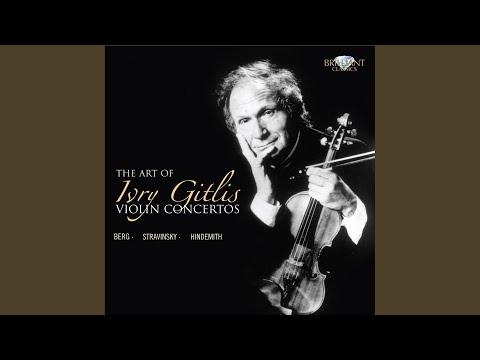 Violin Concerto in D Major, Op. 35: I. Allegretto moderato