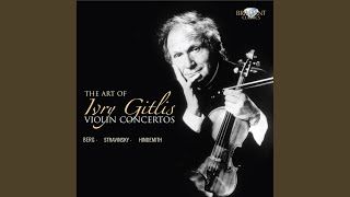 Violin Concerto in D Major, Op. 35: I. Allegretto moderato