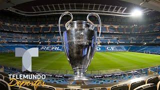 ¿Quién desbanca al Real Madrid en Champions? | UEFA Champions League | Telemundo Deportes