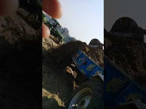 POWERTRAC EURO 50 Kinben Vabchen Akbar Ay  Video Ta  Dekh Ben