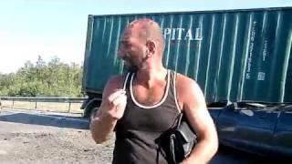 Страшная авария на Мурманском шоссе(сразу скажу видео не мое., 2010-09-28T10:11:49.000Z)