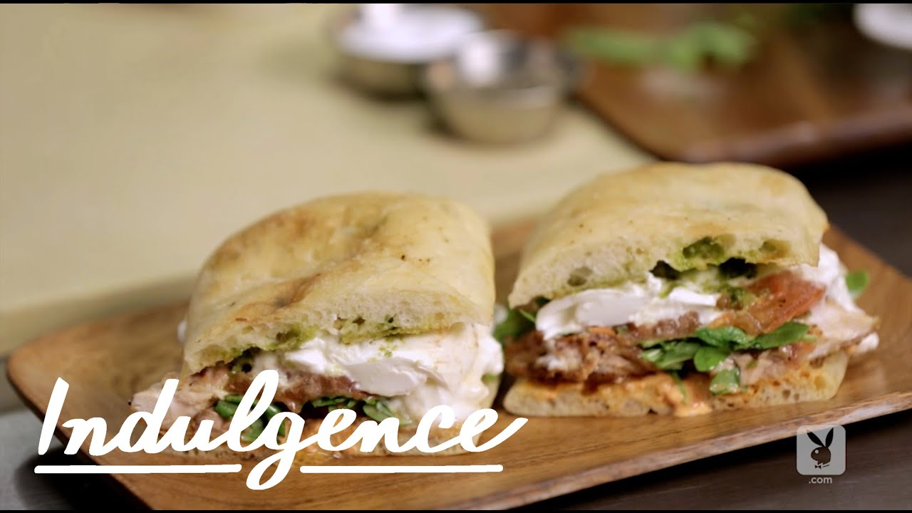 How To Make a Tasty Chicken Thigh Sandwich with Michael Ferraro