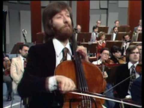 Rocco Filippini - Lalo cello concerto 1 of 4, 1° mov part a