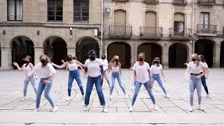 2021 05 30   Escola   Dansa   Montse Esteve   Plaça Major Guissona