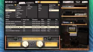 Toontrack EZ Mix Lite Demo Review